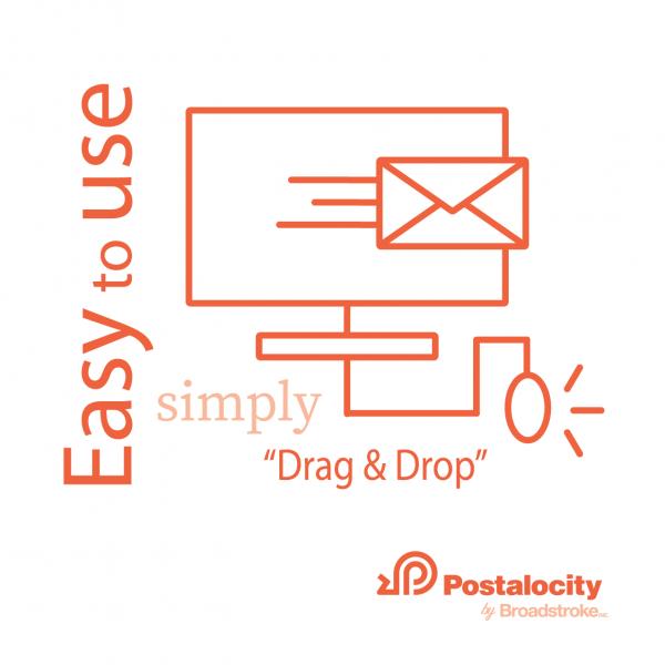 Postalocity Drag & Drop